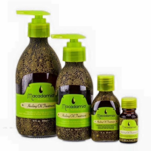 Tinh dầu dưỡng tóc Macadamia