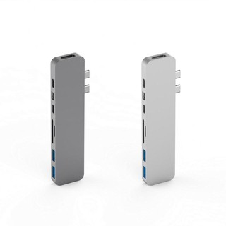 Cáp chuyển HyperDrive PRO 8 in 2 Hub for USB-C MacBook Pro 2016 - 2019