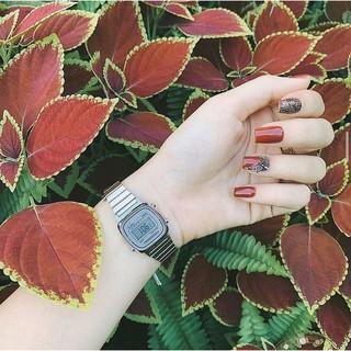 Đồng hồ nữ LA670 thời trang mini siêu đẹp sành điệu cho bạn trẻ hiện đại. Tặng bộ quà cao cấp. Mini_watches