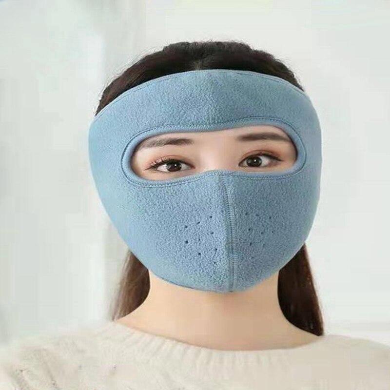 Khẩu trang trùm kín khuôn mặt dễ dùng