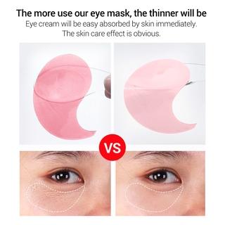 Hình ảnh Set 60 mặt nạ LANBENA collagen hoa hồng chống nếp nhăn cho mắt-5