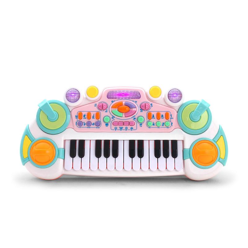 Children's multi-function light music, electronic organ