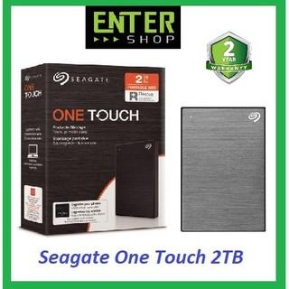ổ cứng di động SEAGATE ONE TOUCH 2TB tặng kèm túi chống sốc