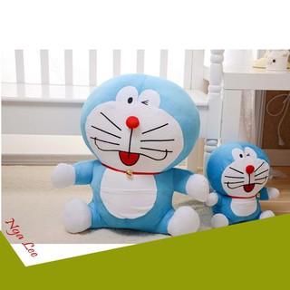 [HOT HOT HOT] Gấu bông mèo máy Doremon siêu dễ thương