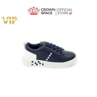Giày Sneaker Bé Trai Bé Gái Cổ Thấp Crown Space UK Active Trẻ em Cao Cấp CRUK253 thumbnail