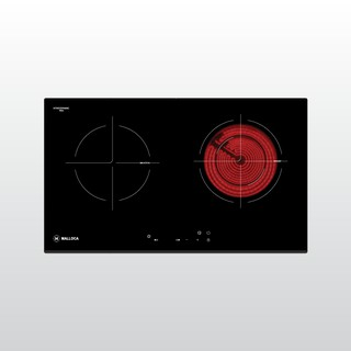 Bếp điện từ Malloca - 1 từ 1 hồng ngoại MH-7311 IR - Kính Ceramic chịu lực chịu nhiệt - Hàng chính hãng