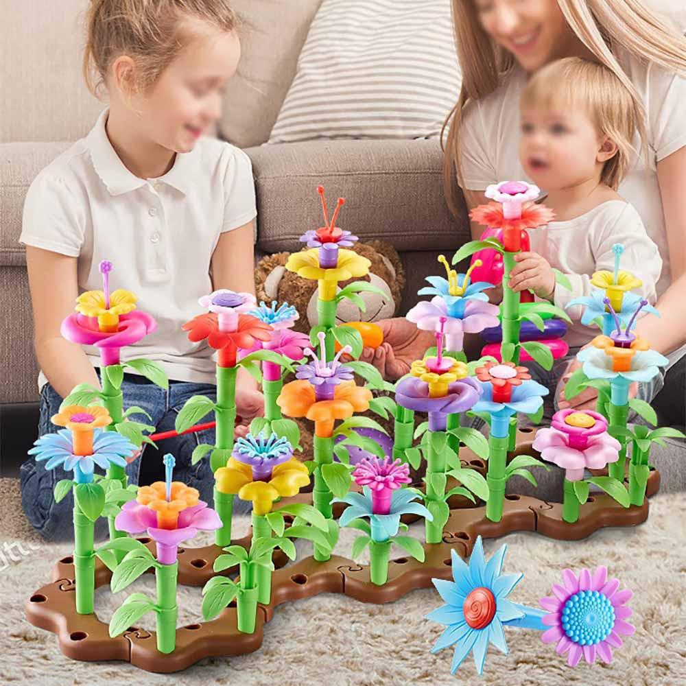 Bộ Đồ Chơi Làm Vườn Thú Vị Cho Bé 3-6 Tuổi giá cạnh tranh