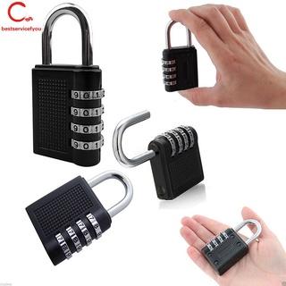 Ổ khóa hành lý mật khẩu 4 số thumbnail