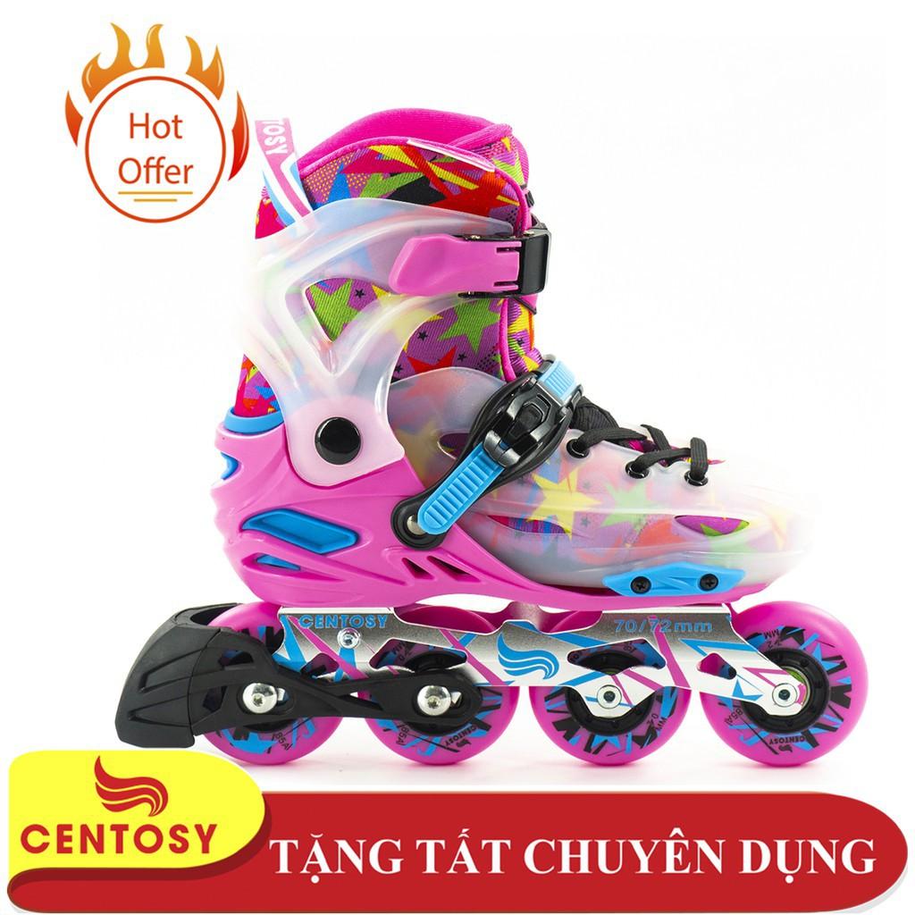 Giày Patin Trẻ Em Cao Cấp Centosy Kids Pro 1