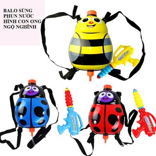 BALO SÚNG PHUN NƯỚC HÌNH CON ONG CHO BÉ_babydragon