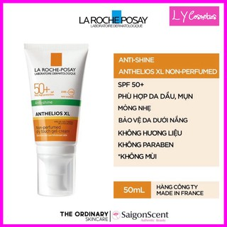 Kem Chống Nắng Kiểm Soát Dầu La Roche-Posay Anthelios XL Dry Touch Gel Cream 50ml