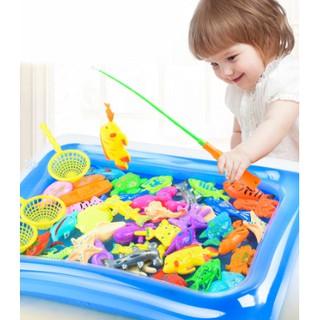 Bộ đồ chơi câu cá dành cho bé yêu
