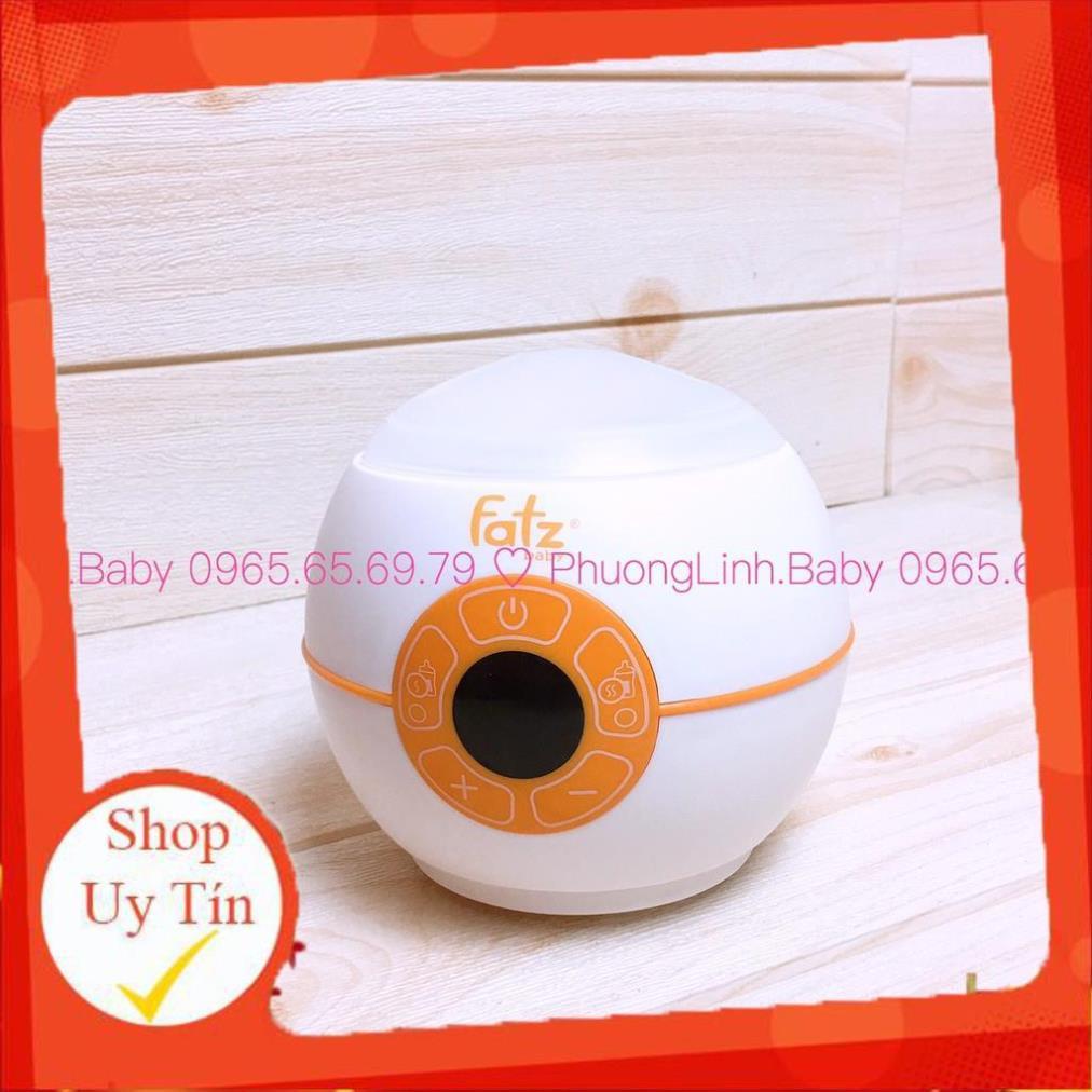 Ảnh Thật - Máy hâm sữa điện tử bình cổ siêu rộng Fatz Baby FB3027SL và FB3028SL