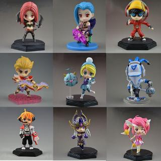 LOL League of Legends figure Action Toy action-figure 3D Game Heros anime party decor Creative Gift