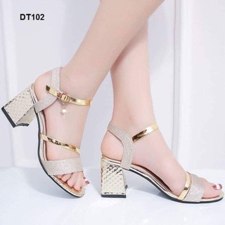 Sandals cao gót cao cấp