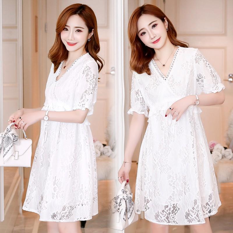 Đầm bầu , váy bầu dễ thương trẻ trung quý phái thích hợp cho đi làm mặc nhà