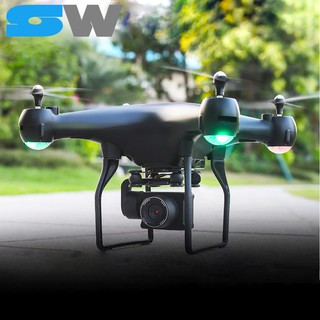 Flycam HDRC H12 Mẫu Mới, Camera Chống Rung FPV 4K HD, Wifi 5G Khoảng Cách Bay 150m, Bay Lâu 22 Phút