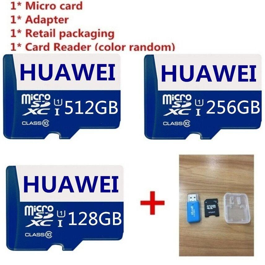 HUAWEI 512GB 1024GB MicroSD Card Class 10 TF Memory card buy one get one