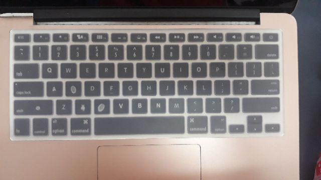 Phủ Phím Silicon Nhiều Màu Cho MacBook 11/ 12/ 13/15inch BẢN QUỐC TẾ