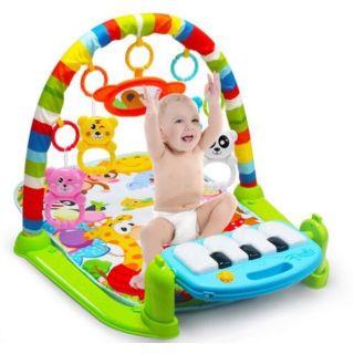 Thảm nhạc đồ chơi cho trẻ sơ sinh, 3 mẫu HOT xuất Âu Mỹ