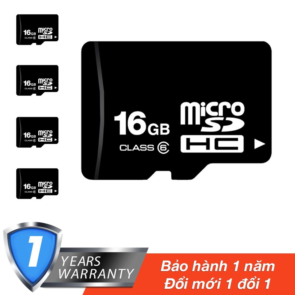 Bộ 5 thẻ nhớ 16GB microSDHC OEM Class 6 - Bảo hành 1 năm - 2748971 , 1222495878 , 322_1222495878 , 595000 , Bo-5-the-nho-16GB-microSDHC-OEM-Class-6-Bao-hanh-1-nam-322_1222495878 , shopee.vn , Bộ 5 thẻ nhớ 16GB microSDHC OEM Class 6 - Bảo hành 1 năm