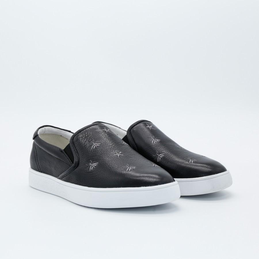Giày thể thao nữ Aokang màu đen 682332048