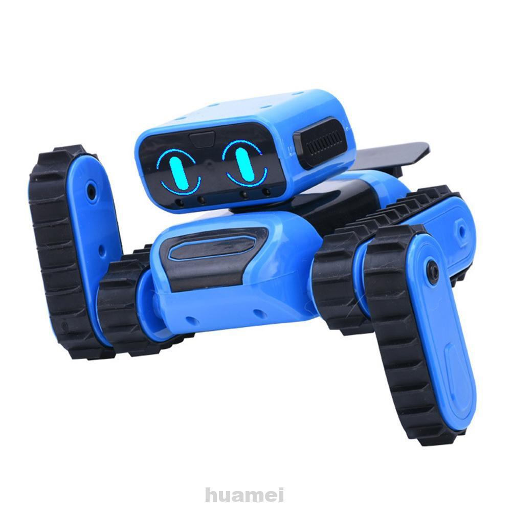 Đồ Chơi Robot Năng Lượng Pin Tự Lắp Ráp Cho Bé