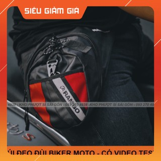 HOT- Túi đeo chéo đùi đựng các thứ linh tinh cho Biker - Túi đeo đùi RAMBO như form DAINESE tiện dụng thumbnail