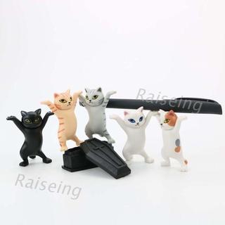 [Mã TOYDEC hoàn 20K xu đơn 50K] Set 5 Mô Hình Mèo Độc Đáo Dễ Thương