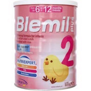 Sữa Blemil số 2 800g thumbnail