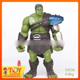Mô hình nhân vật Hulk siêu anh hùng to khỏe 33cm – Marvel