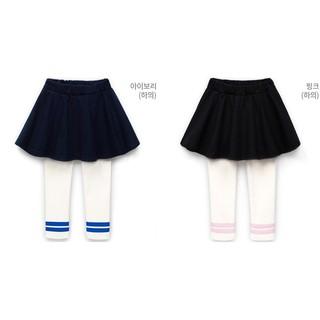 Quần legging giả váy Petite size đến 9/10 tuổi