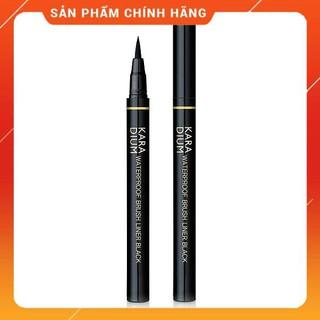 Bút Kẻ Viền Mắt Karadium Waterproof Brush Liner Black 0.55g thumbnail