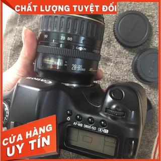 Máy ảnh Canon 5D mark I kèm lens 28-80 ngàm