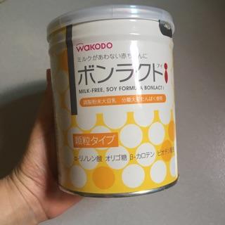 Sữa Wakodo Bonlact cho bé dị ứng đạm bò 360gr (Hàng Nhật xách tay có bill)