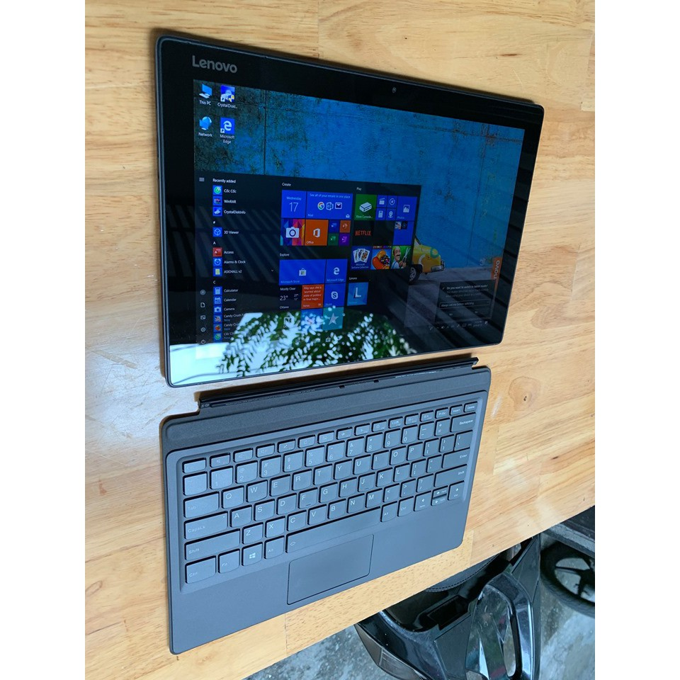 Laptop 2 in1 lenovo Miix 520, i7 – 8550u, 8G, 256G, FHD, touch, x360