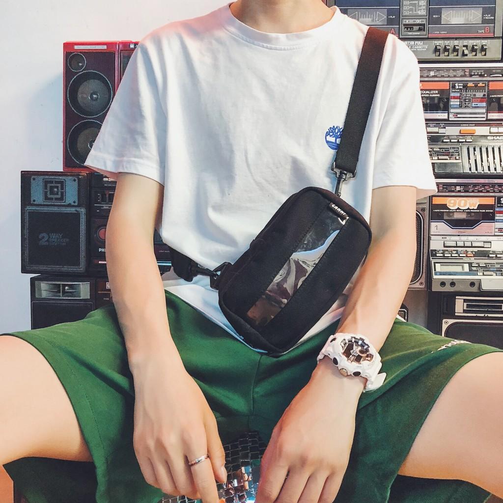 héo chéo ví của nam giới cá tính túi Hàn Quốc túi giản dị thủy triều thương hiệu