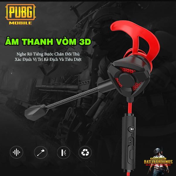 Tai Nghe Tai Nghe Gaming Cao Cấp Âm Thanh Stereo Có Mic Chuyên Chơi Game Mobie, PC G9