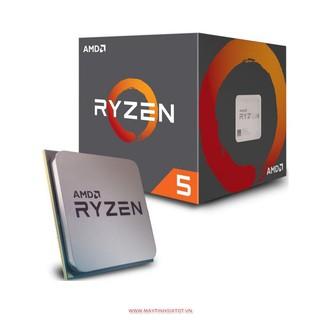 CPU AMD RYZEN 5 2600 SOCKET AM4 ( 3.4GHZ 19M CACHE 6 CORES - 12 THREADS ) thumbnail