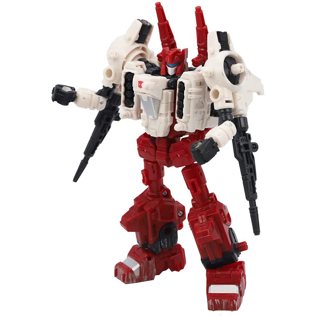 Robot biến hình SIX-GUN SIEGE Transformers War for Cybertron - Wfc-S22 Mô Hình Six-Gun Action Figure