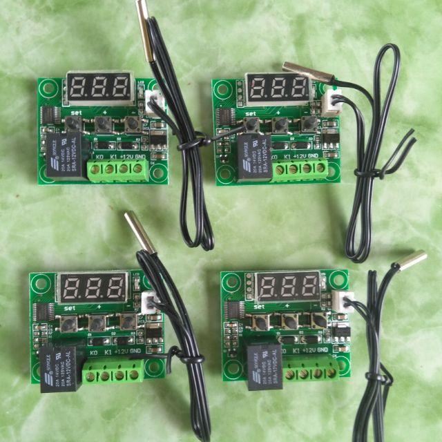 W1209 Module điều khiển nhiệt độ - bán lẻ giá sỉ