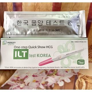 Bút Thử thai ILT Test Korea -Tiện lợi cho kết quả chính xác, nhanh chóng không cần dùng cốc thumbnail