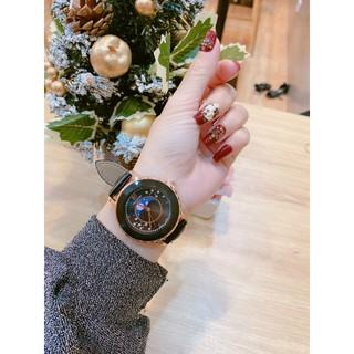 Đồng hồ nữ SWarovski thiên nga đẹp không tì vết thumbnail