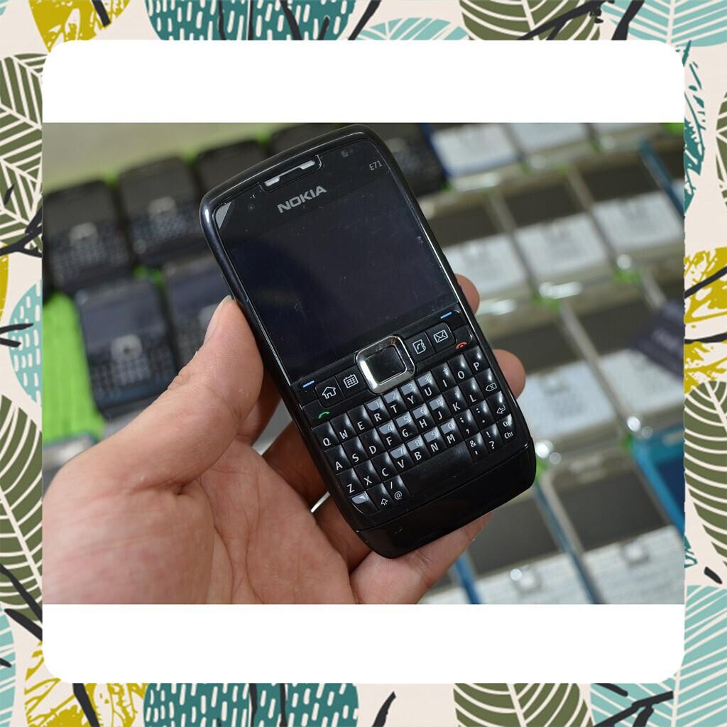 [Giá Mềm] Điện thoại di động Nokia E71 Chính Hãng có iMEI Zin