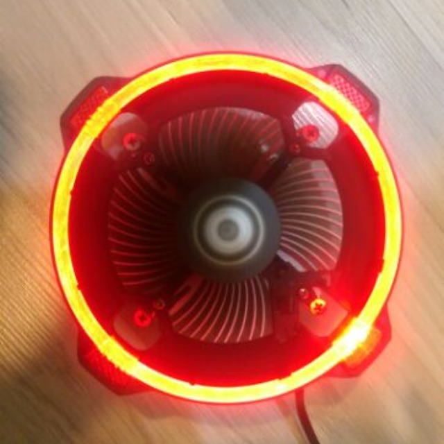 [Rẻ nhất shoppe] DK-03 HALO IDCOOLING chip INTEL RED LED