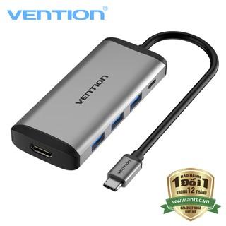 Type C - Cáp chuyển đổi Type-C ra HDMI/USB3.0*3 - Vention