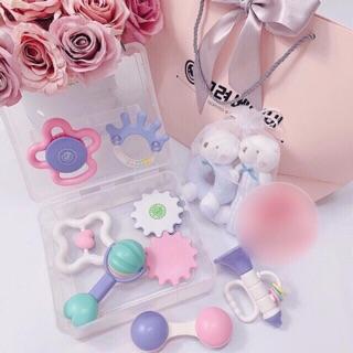 Bộ đồ chơi chín món Goryeo Baby