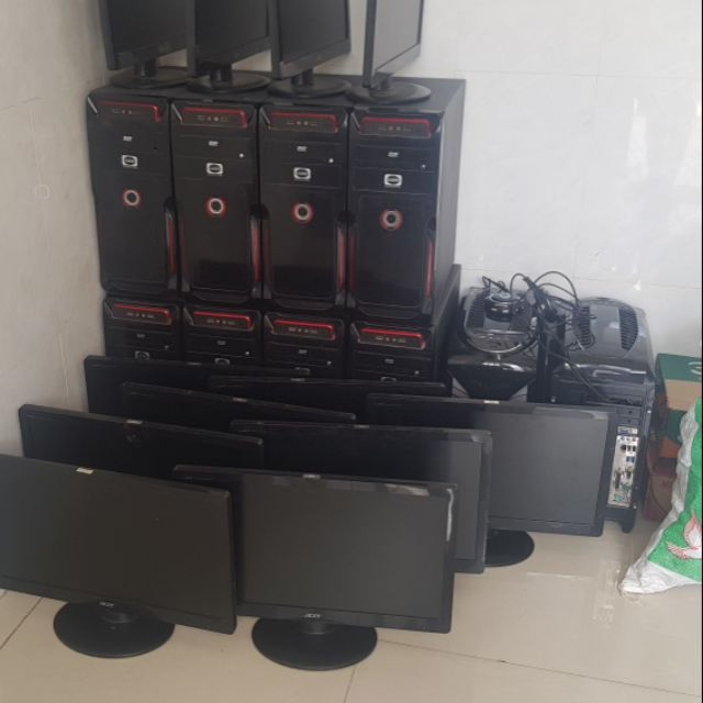 Xả kho 20 Bộ H61 Gigabyte, G2020, VGA GT730 - Giá siêu Hot
