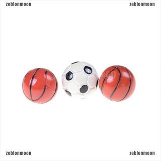 moon.vn Mô hình bóng rổ/bóng đá tỷ lệ 1:6/1:12 dùng trang trí nhà búp bê ☀$