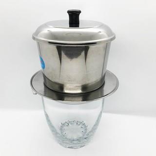 Bộ phin pha cà phê 1 lạng inox - thủy thumbnail